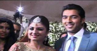 Tennis Star Aisam Ul Haq & Faha Makhdum Engagement Videos