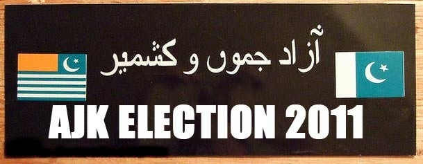Karachi: Polling on Two AJK Seats Held Today