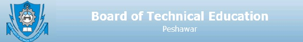 Board of Technical Education, Peshawar: D.Com / DBA Result 2011 Announced