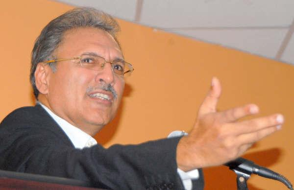 DR ARIF ALVI, Genrel Secretry Pakistan Tehreek-e-Insaf