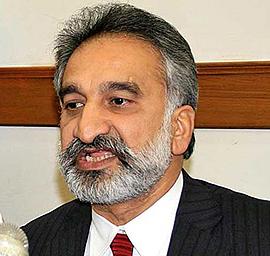 Video of Zulfiqar Mirza's apology and written statement