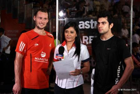 Squash: Aamir Atlas Loses Final of Malaysian Open by Gregory