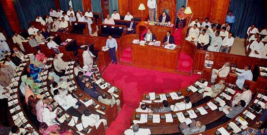 Commissionerate system approved by Sindh Assembly amidst MQM protest