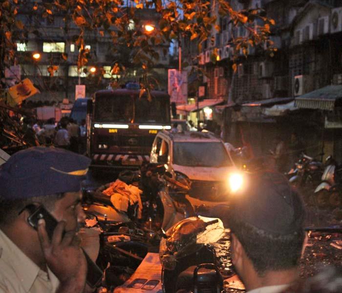 essay on terrorism and bomb blast