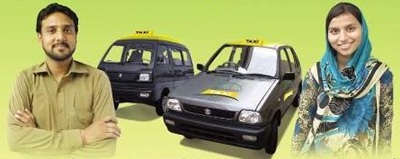 Yellow Cab Taxi Scheme in Punjab