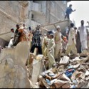 lyari karachi building collapse