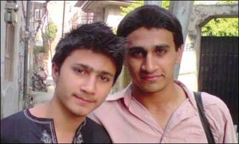 Hafiz Mughees and Hafiz Muneeb