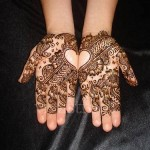 Lovely Mehndi Design-style for bridal Mehndi ceremony