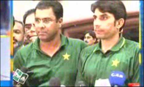 Pakistan Cricket Team Returns Home Pakistan Cricket Team Return