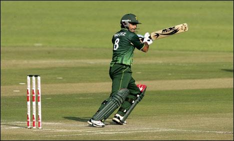 Pakistan outclass Zimbabwe by 85 runs in 1st T20 Match