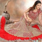 Red Lehnga Bridal Dresses in Pakistan