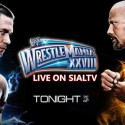 WrestleMania 28th on 1st April 2012