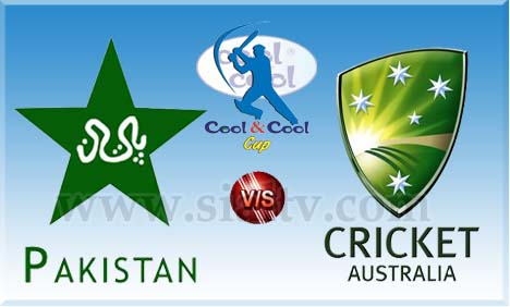 Pakistan Vs Australia Cricket Series Watch Live Match Bangladesh