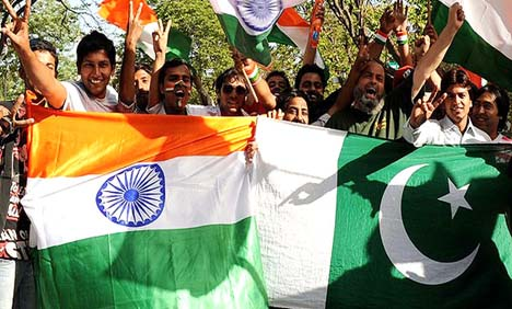 Pakistan vs India Cricket Series