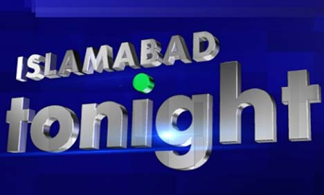 Islamabad Tonight On Aaj News 4th October 2012