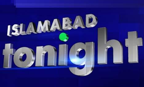 Islamabad Tonight On Aaj News – 11th October 2012