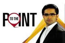 To the Point1st November 2012with Shahzeb Khanzada 1st November 2012