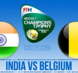 India vs Belgium Champions Hockey Melbourne 2012