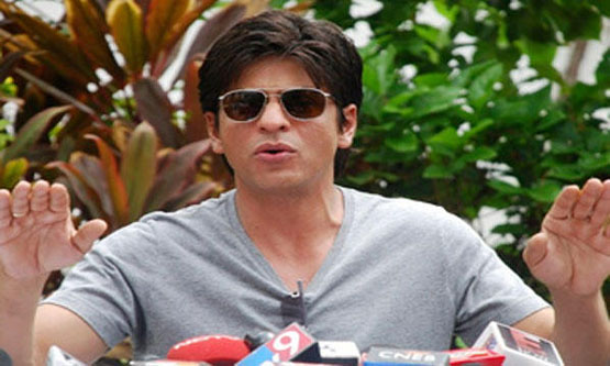 I am so sorry, I am a man, says Shah Rukh Khan