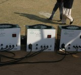 Shahbaz Sharif distribute Solar Home Systems in Bahawalpur (8)