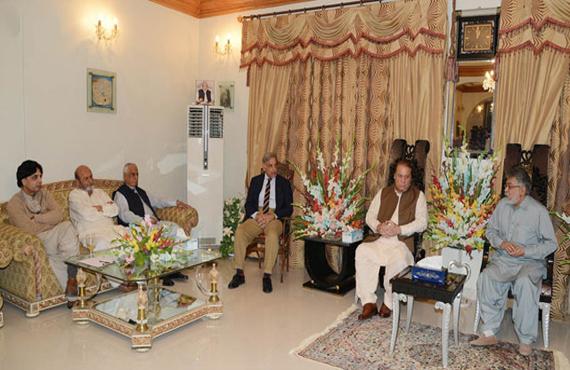 Nawaz, Pir Pagara agree on electoral alliance