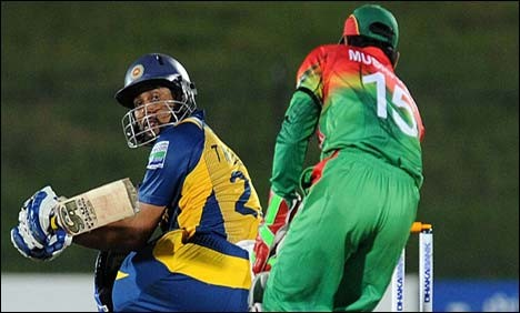 Bangladesh win toss, elect to field
