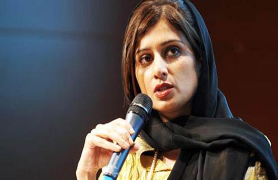 No pressure from US on Pak-Iran gas pipeline: Hina Rabbani Khan
