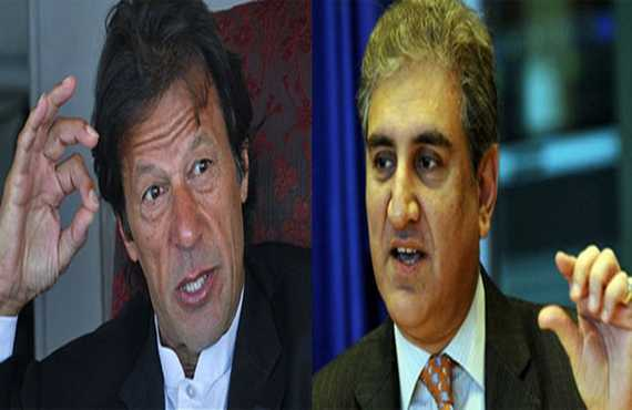 Imran Khan-Chairman, Shah Mehmood Qureshi-Vice Chairman – PTI-Intra party elections