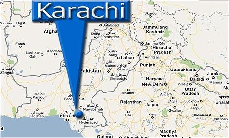 Karachi violence: One killed, two injured