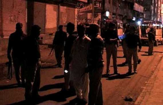 Dozens arrested in Lyari police raids; Shahid Nadeem Baloch appointed IG Sindh