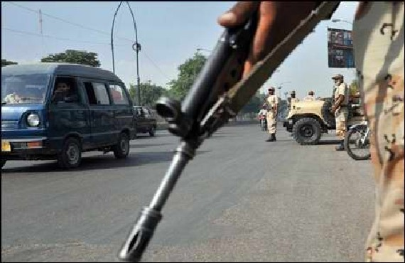 Rangers unearth torture cell in Baldia