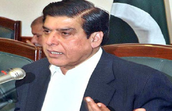 Raja Pervez Strongly Denied Rumours about the Postponement of Elections