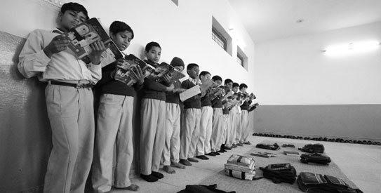 Corporal punishment keeps children from school