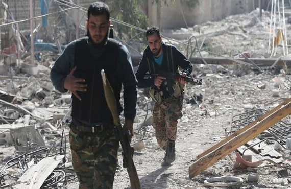 CIA provides intelligence to Syrian rebels