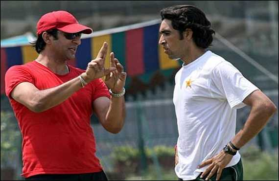 Wasim to help groom fast bowlers for Pakistan