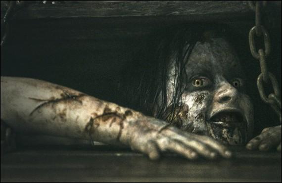 'Evil Dead' slays N. America box office in debut