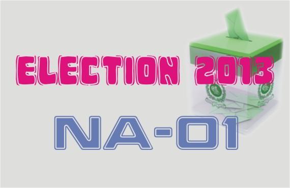 NA-1 Peshawar-I Result Election 2013