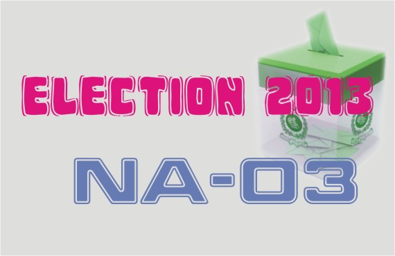 NA-3 Peshawar-III Result Election 2013