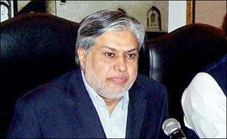 Circular debt of Rs 503 billion ruined till July 31: Ishaq Dar