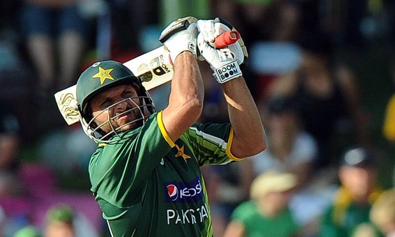 Shahid Afridi, Babar heroics seal thrilling win for Pakistan