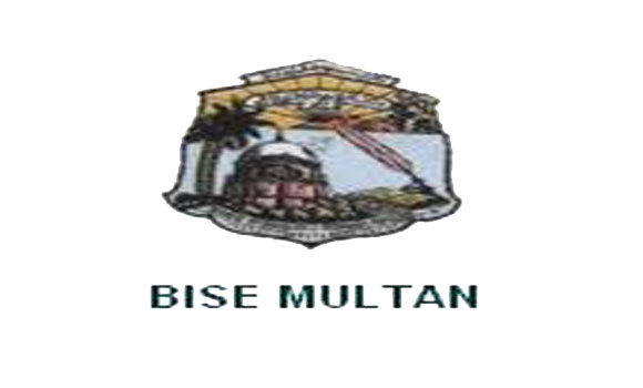 BISE Multan Board Matric (10th Class) Result 2014 announced