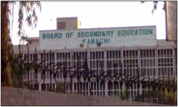 BSE Karachi Matric (SSC-I) Part-1 Science Group Result 2013 announced