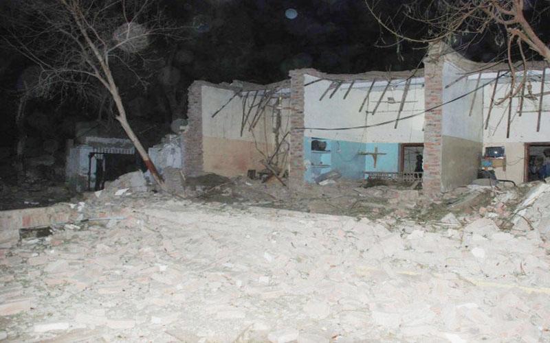 Multiple blasts rock ISI headquarter in Sukkur, seven killed