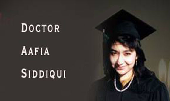 U.S agreed to send Dr. Aafia Siddiqui back to Pakistan