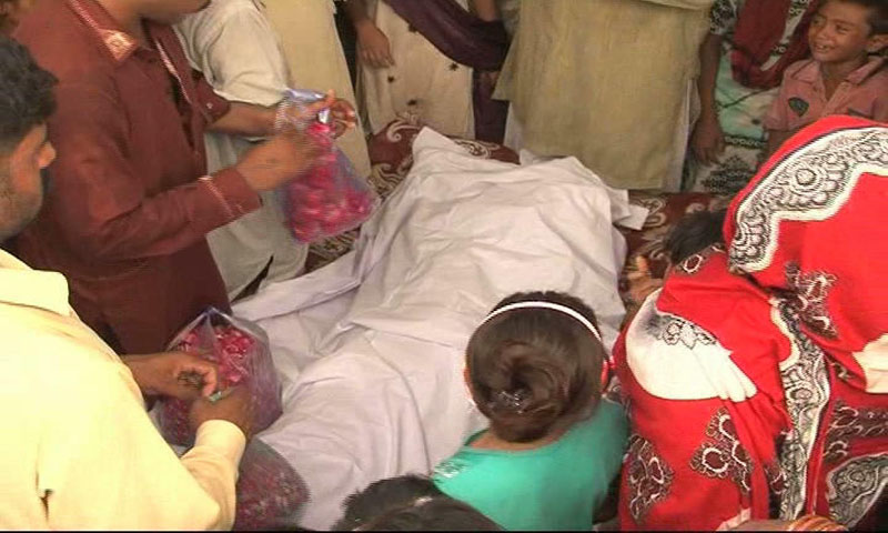 15 people died after drinking poisonous liquor in Faisalabad