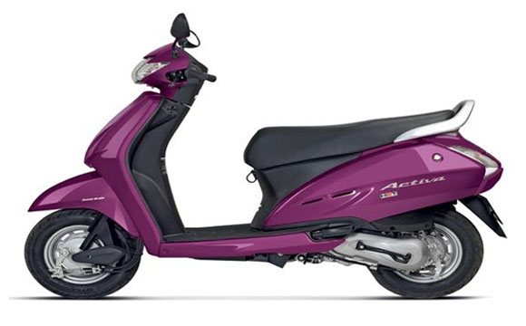 Shahbaz Sharif Scooty Motorcycle for Female Students in Punjab