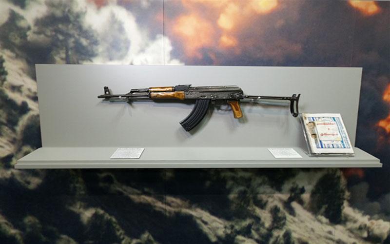 Osama Bin Laden Shooting Ak 47 Osama Bin Laden AK-47 ...