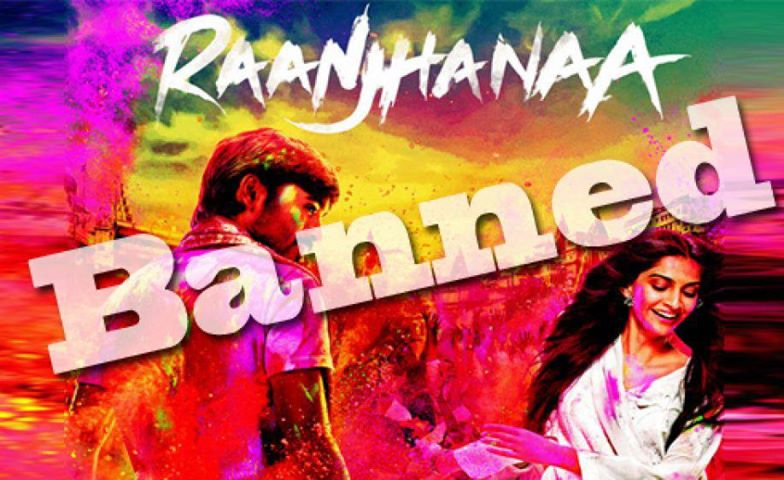 Pakistan bans Indian romance film 'Raanjhanaa'