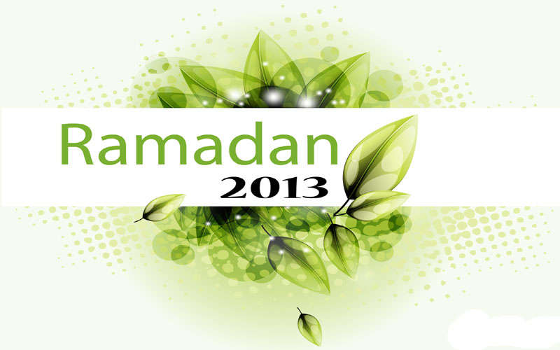 Ramadan Calendar 2013 in Pakistan