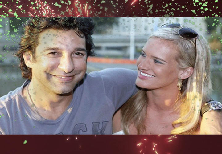Wasim Akram set to marry Australian beauty Shaniera Thompson